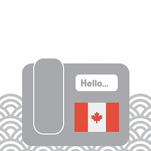 Canada Toll Free-extension