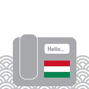 Hungary Toll Free-extension