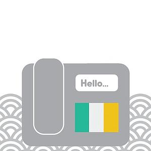 Ireland Toll Free-extension