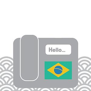 Phone Number Brazil-extension